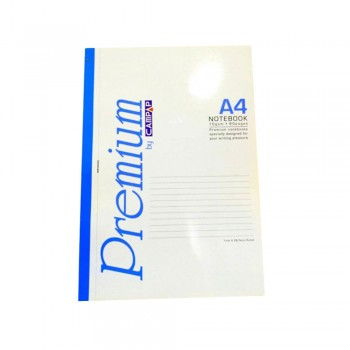 Campap A4 Premium Notebook 80 Pages CA3576