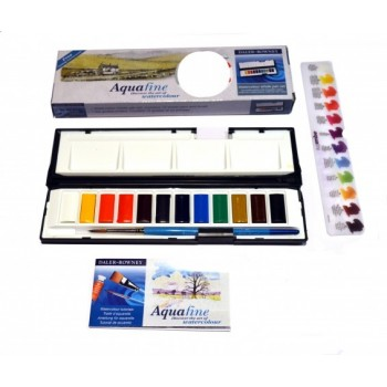 Daler Rowney Aquafine Whole Pan Set