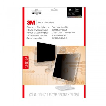 "3M PF19.0w Privacy Filter For 19"" Widescreen Laptop (98044054124)"