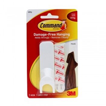 3M 17403 ANZ Opp Command Large Round Hook