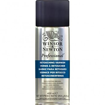 WINSOR & NEWTON  PROFESSIONAL RETOUCHING VARNISH (400ML)