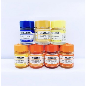COLLEEN POSTER COLOR 20ML (READY STOCK)