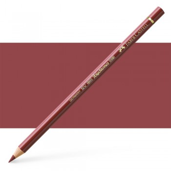 FABER CASTELL COLOUR PENCIL POLYCHROMOS - 192 INDIAN RED