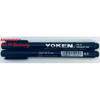 YOKEN TECHNICAL DRAWING PEN  0.3