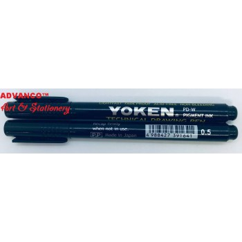 YOKEN TECHNICAL DRAWING PEN  0.5