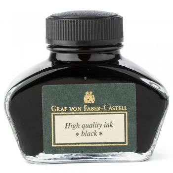 FABER CASTELL 148700 INK GLASS 'GVFC' BLACK