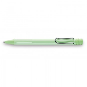 LAMY 236 SAFARI PASTEL MINT BALLPOINT PEN (2019 LIMITED EDITION)