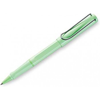 LAMY 336 SAFARI PASTEL MINT ROLLERBALL PEN (2019 LIMITED EDITION)