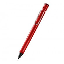 LAMY 116 SAFARI RED 0.5 MECHANICAL PENCIL