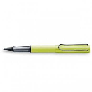 LAMY 352 AL-STAR CHARGED GREEN ROLLERBALL PEN