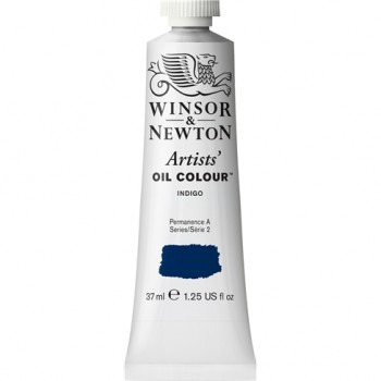 ARTISTS' OIL COLOUR INDIGO