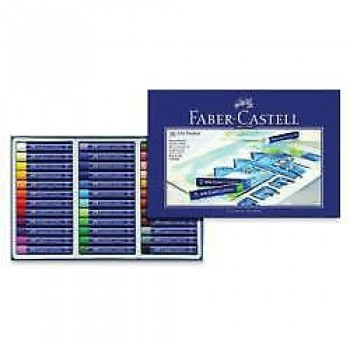 FABER CASTELL 127036 OIL PASTEL STUDIO QUALITY SET OF 36 COLOR