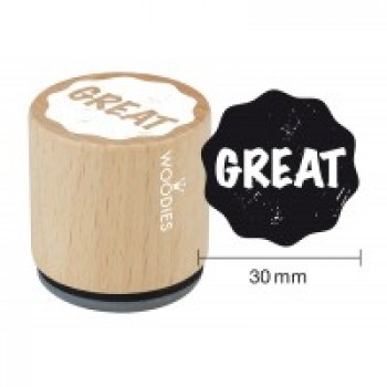 STAMPS GREAT (WE1302)