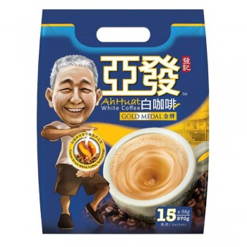 Ah Huat 3 in 1 Gold Medal White Coffee