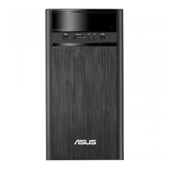 Asus Tower K31CD-K-MY005T Desktop/Black/I3-7100/4G/1TB/W10/USB Keyboard & Mouse/1Yr Onsite