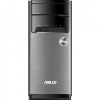 Asus Tower M32CD-K-MY007T Desktop/Black/I5-7400/4G/1TB/2VG GTX1050/W10/Wired Keyboard & Mouse/3Yrs Onsite