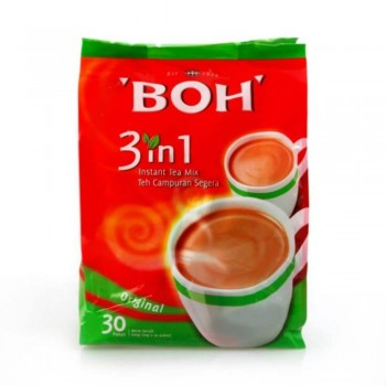 Boh Teh 3 in 1 Tea Mix