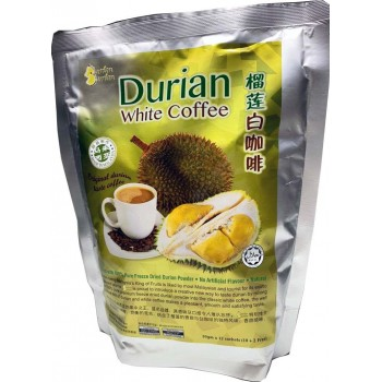 Durian White Coffee 30 gm x 12s