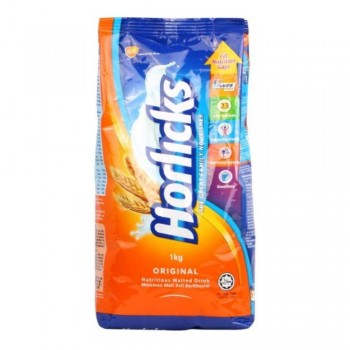 Horlicks Original Malt Flavour 23 vital nutrients 1kg (Item No: E03-19) A2R1B98