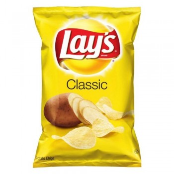 Lay's Classic Potato Chips - 184.2g