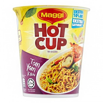 Maggi Hot Cup -Tom Yum