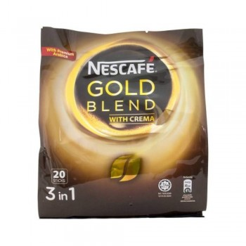 NESCAFÉ 3in1 Gold Blend with Crema (Item No: E01-29) A2R1B99