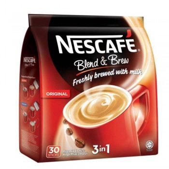Nescafe 3in1 Blend & Brew Original
