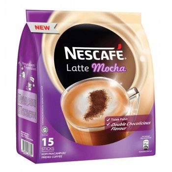 Nescafe 3in1 Latte Mocha ( Item no: E01-41 )
