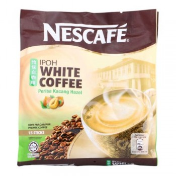 Nescafe Ipoh White Coffee Hazelnut (Item No: E01-08) A2R1B61