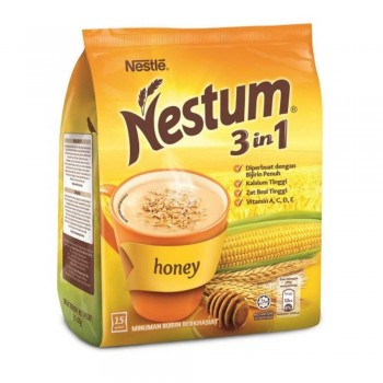 Nestle - Nestum 3in1 Honey (Item No: E03-15) A2R1B91