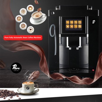 Pure Full Automatic Bean Coffee Machine