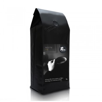 Pure Notte 70 Coffee Beans (1kg)