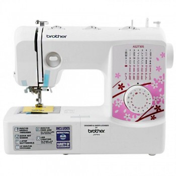 Brother AS2730S Portable Free Arm Sewing machines
