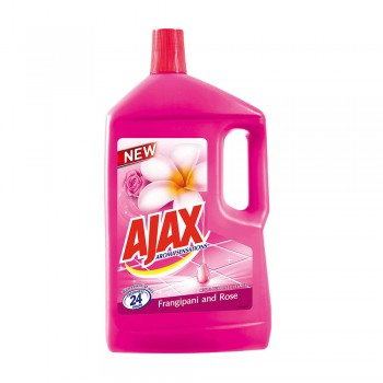 Ajax Aroma Sensations Frangipani & Rose Multi Purpose Cleaner 1.5L