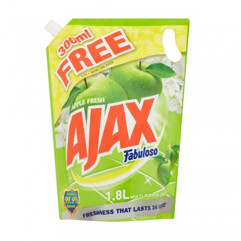 Ajax Fabuloso Apple Multi Purpose Cleaner 1.5L Refill