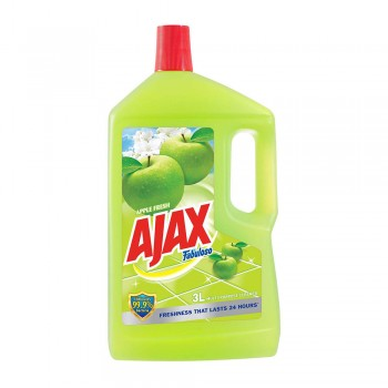 Ajax Fabuloso Apple Multi Purpose Cleaner 3L