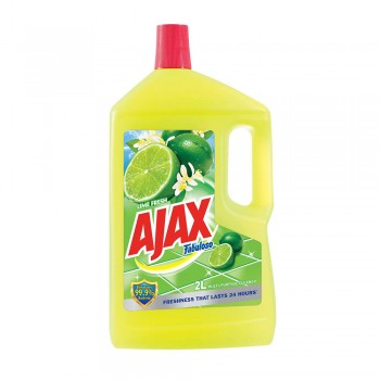 Ajax Fabuloso Lime Fresh Multi Purpose Cleaner 2L