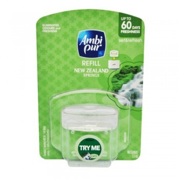 Ambi Pur Set & Refresh Refill - New Zealand Springs