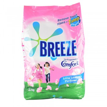 Breeze Powder Fragrance of Comfort 2.5Kg