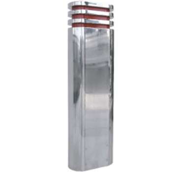 Stainless Steel Bollard Hairline SBL-375-H (Item No. G01-495)