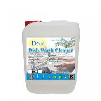 Duro 943 Dish Washer Cleaner 10L - Lemon