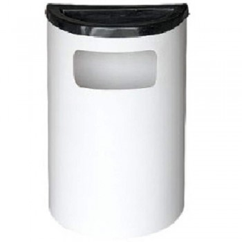 Fibreglass Semi Round Bin -ICE 45 (Item No: G01-187)