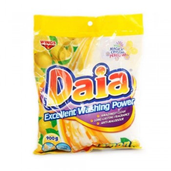 Daia Lemon Citrus Power Excellent Washing Power - 900g (Item No: F05-02 LEMON) A3R1B69