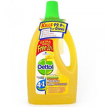 DETTOL 4IN1 FRESH ORANGE FRAGRANCE ( ITEM NO : F03 02 ORANGE )