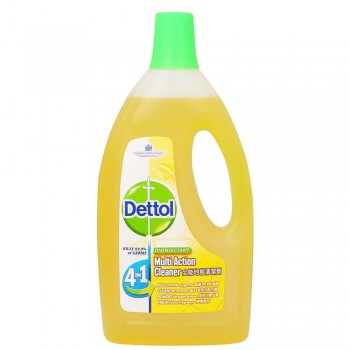 Dettol Multi Action Cleaner Citrus 1.5Litre