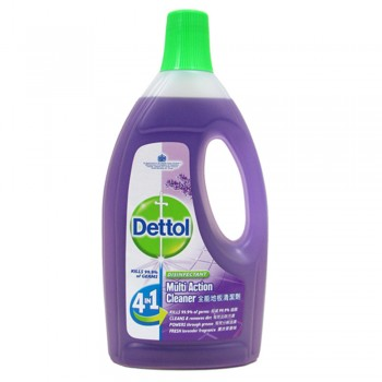 Dettol Multi Action Cleaner Lavender 1.5 Litre