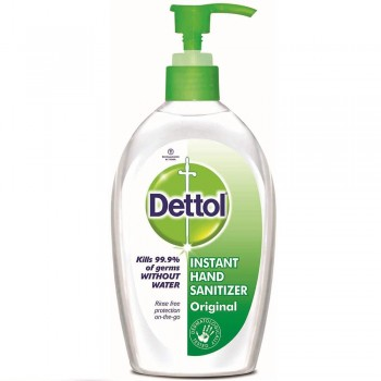 DETTOL INSTANT HAND SANITIZER ORIG 500ML (Item No: F02-03 O500ML)