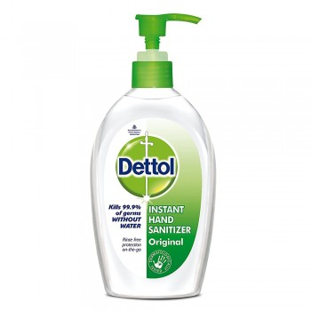 DETTOL Instant Hand Sanitizer Fresh 200ML