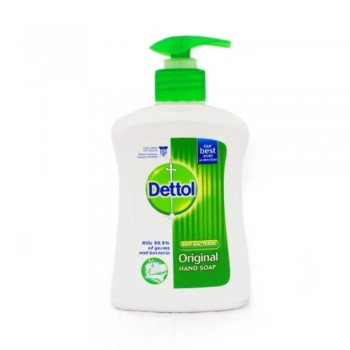 Dettol Instant Hand Soap Original 250ml (Item No: F02-02 O250ML) A3R1B2