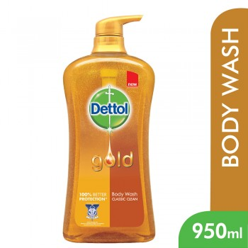 Dettol Shower Gel Classic Clean 950ml